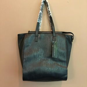 NWT French Connection Black Purse Tote